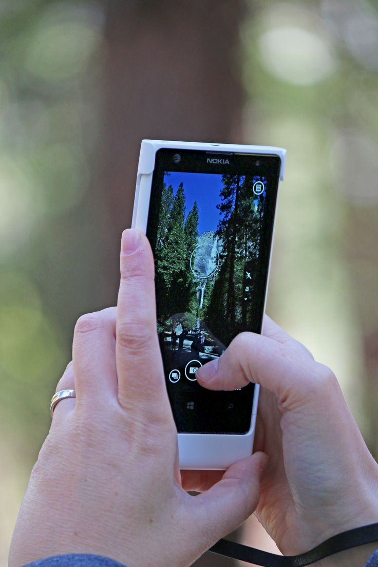 Capture and share the great outdoors with your Lumia 1020