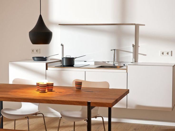 61 best Küchenmöbel images on Pinterest Ideas, Dollhouse - Küchen Weiß Hochglanz