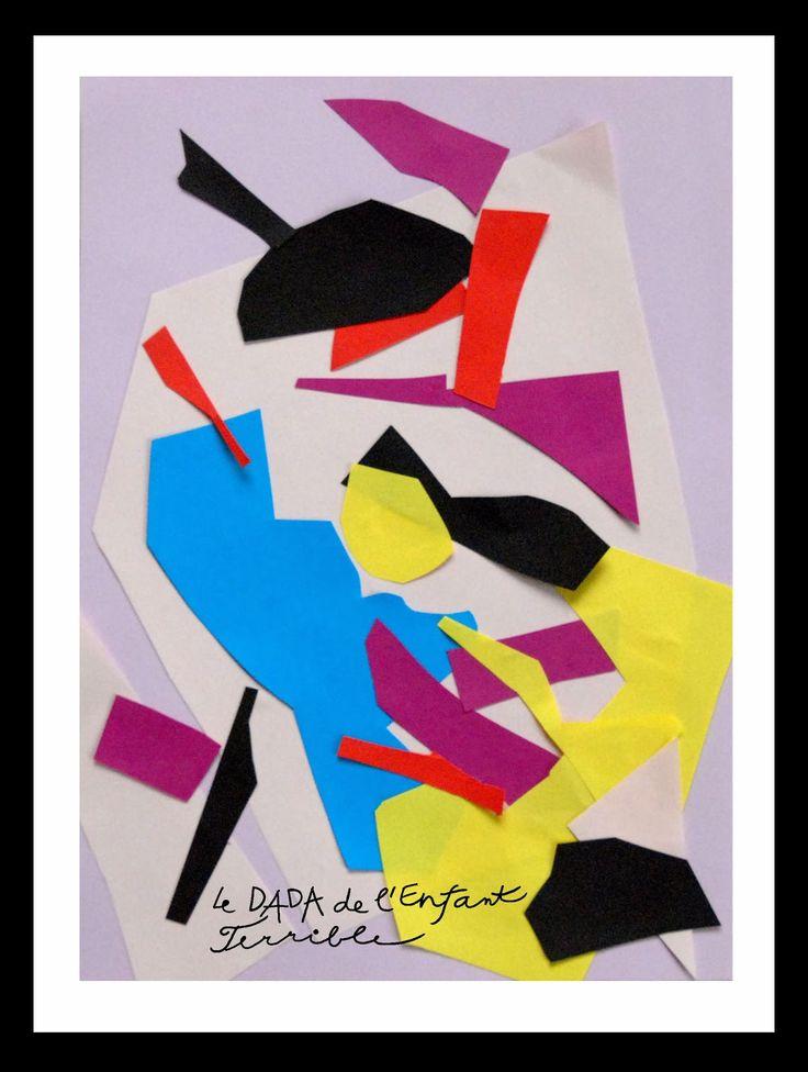 Nous nous sommes laissées séduire par le jeu du hasard.  Le hasard a fait que récemment j'ai découvert Kirra Jamison , une artiste austra...