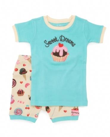 PLANET PYJAMA - Home of quality Kids pyjamas - Sweet dreams candy shortie pyjamas, $34.95 (http://www.planetpyjama.com.au/sweet-dreams-candy-shortie-pyjamas/)