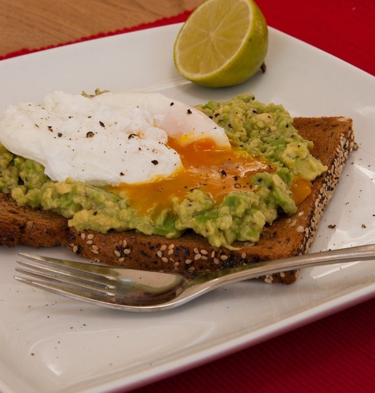#breakfast #healthy #brunch #avocado #eggs