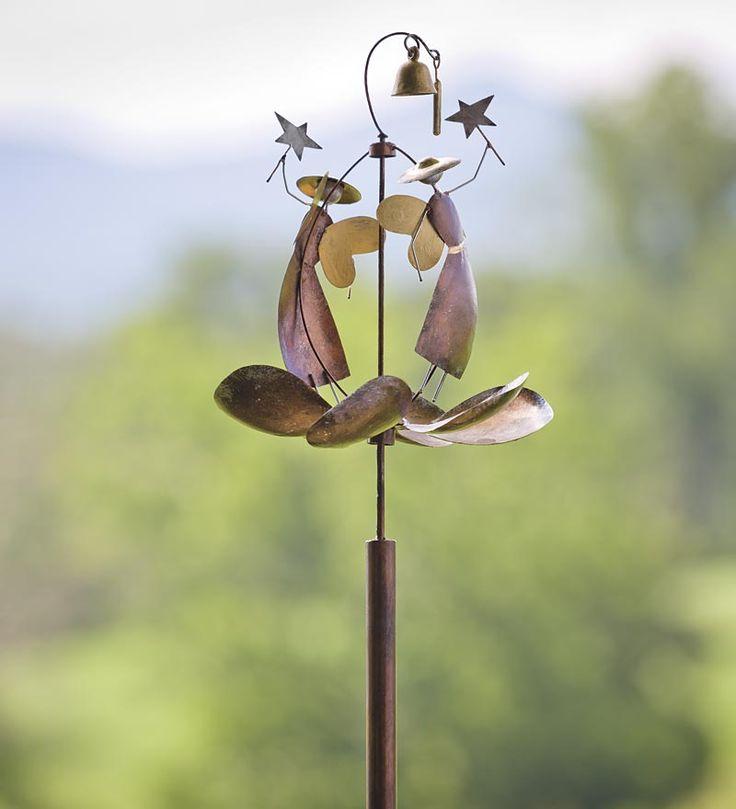 Angel Chime Garden Spinner Wind Spinners