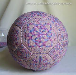 Таинственные вещицы - Mysterious knickknacks: Quaker Ball-Светлана.