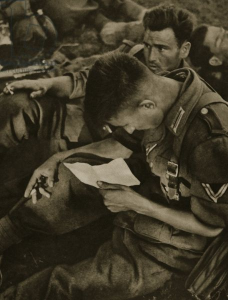 "life in nazi germany letter Life during the nazi occupation supported by nazi germany after czechs painted the letter ""v"" for victory on buildings during a black-out as a."