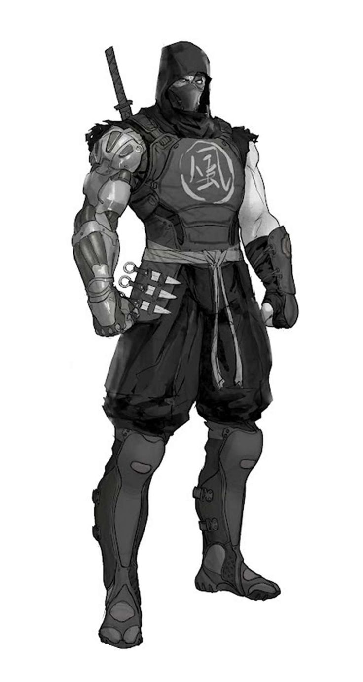 Character #ConceptArt from #YaibaNinjaGaidenZ