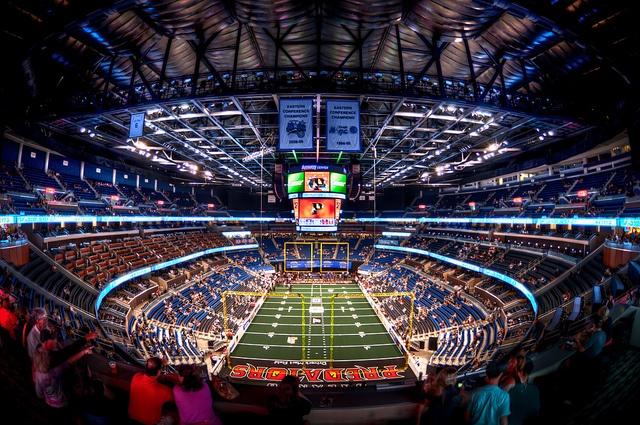 Amway Center, Orlando, Orlando Predators Home Game
