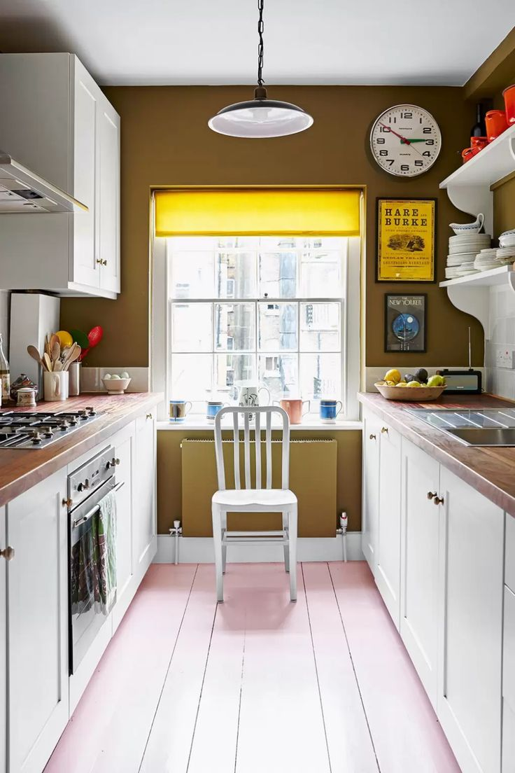 Best Ben Pentreath S Bloomsbury Flat Kitchen Flooring Best 400 x 300