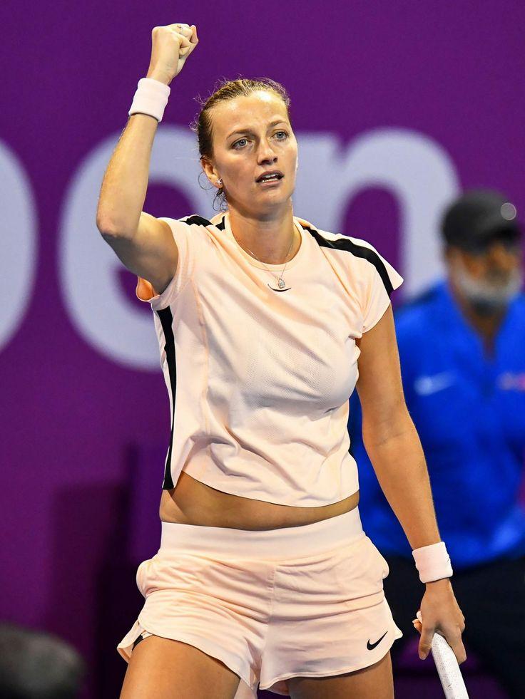 Petra Kvitová - #PetraKvitova Katar WTA Total Open v Dauhe