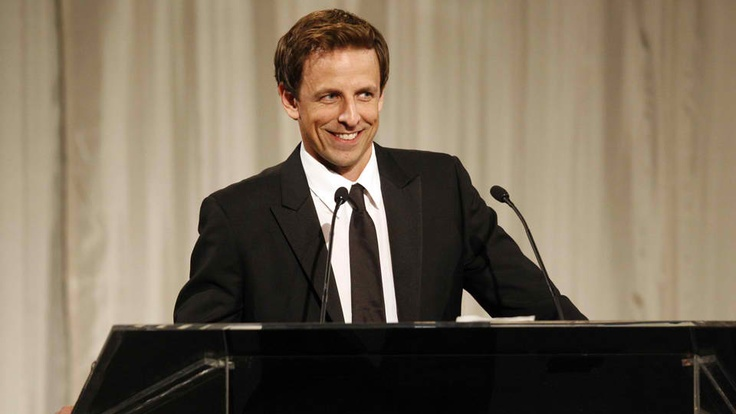 """After Darrell Hammond, the SNL cast member with the most episodes under his belt is current """"Weekend Update"""" anchor Seth Meyers (230 episodes, 2001-2013)."""