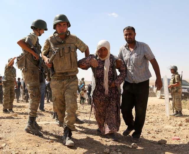 Suriyelilerin sınır kapısındaki görüntüleri - Sayfa - 11 - Sözcü Gazetesi