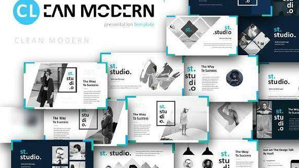 Discount Clean Modern Powerpoint 2633260 Pptx Ppt تحميل قوالب بوربوينت احترافي ومجاني Openload Zippyshare ا Modern Clean Modern Powerpoint