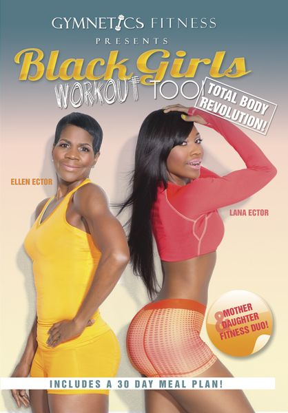 Ellen and Lana Ector, a mother and daughter duo that have created an amazing work out and diet programs that caters to black women.