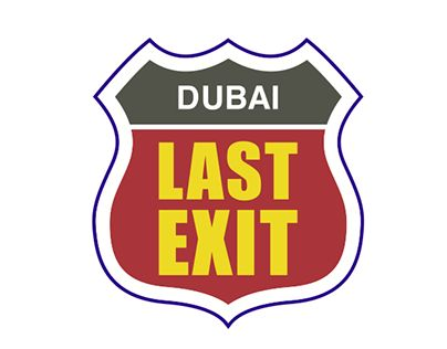 "Check out new work on my @Behance portfolio: ""Last Exit Dubai"" http://be.net/gallery/59027325/Last-Exit-Dubai"