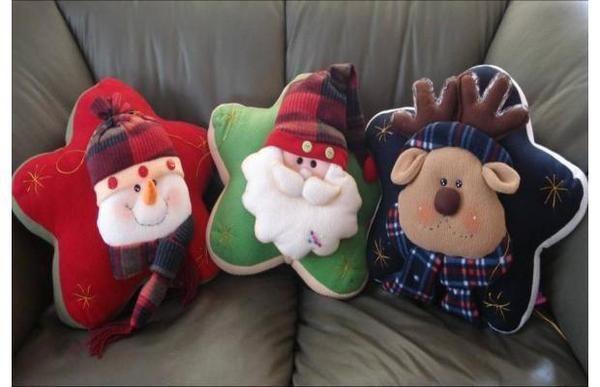 cojines decorativos navideños - Buscar con Google