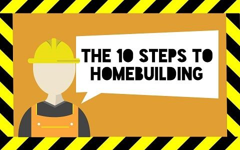 What steps will a builder take to build your dream home? And how and when will you be involved as a homebuyer? Check out this list of the 10 steps to build a home from www.NewHomeSource.com/ResourceCenter.