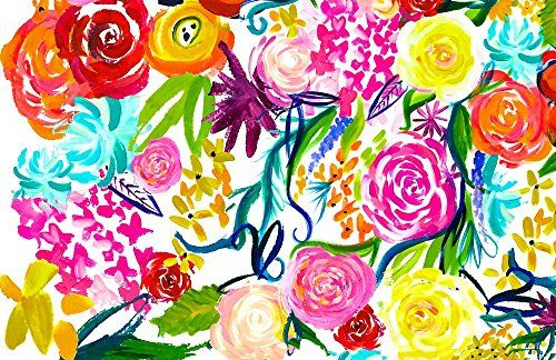 Flowers Fabric - Large Print Neon Summer Floral by theart... https://www.amazon.ca/dp/B01MR9NY3H/ref=cm_sw_r_pi_dp_x_FZf1ybXX9S12C