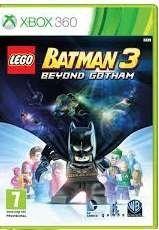 Lego Batman 3 - Beyond Gotham [Elektronisk resurs] ... TV-spel för xbox360. Från 7 år och uppåt.