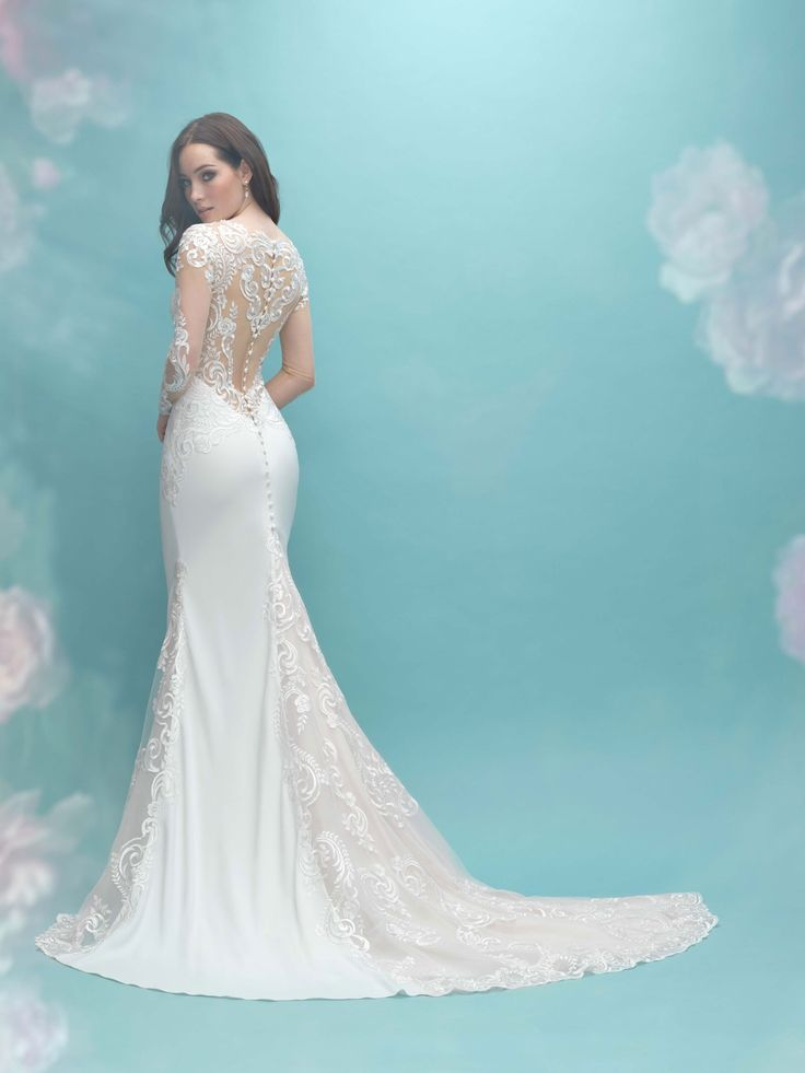 Enter to win a wedding gown from Allure Bridals + WeddingWire from 8/7/2017 to 8/20/2017! Learn more on WeddingWire!
