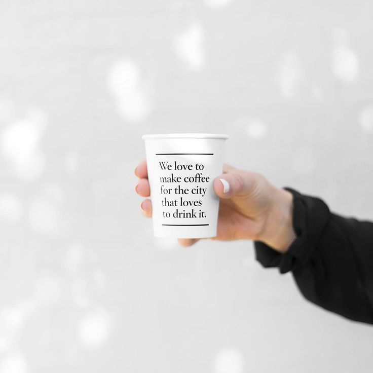 nothing more to say (except, best coffee-to-go-cup ever)! #marketlanecoffee #melbourne