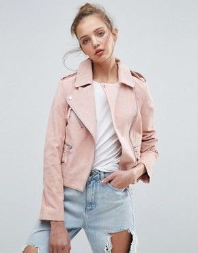 Search: pink leather jacket - Page 1 of 1 | ASOS