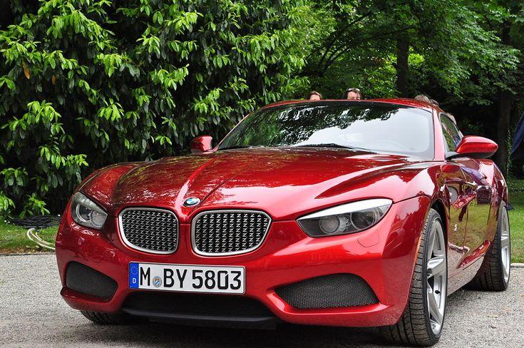 BMW Z4 Zagato Coupe - BMW Z4 (E89) - Wikipedia
