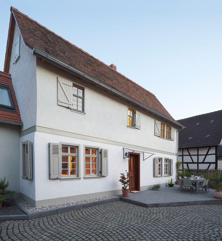 15 besten dachbalkon bilder auf pinterest balkon for Innenisolierung fachwerkhaus