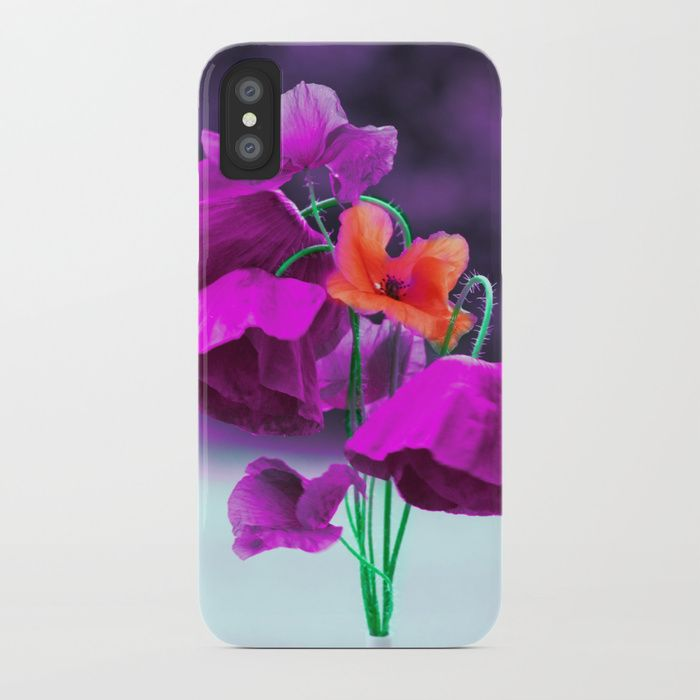 Buy Vintage poppies (7) iPhone Case by maryberg. Worldwide shipping available at Society6.com. Just one of millions of high quality products available.