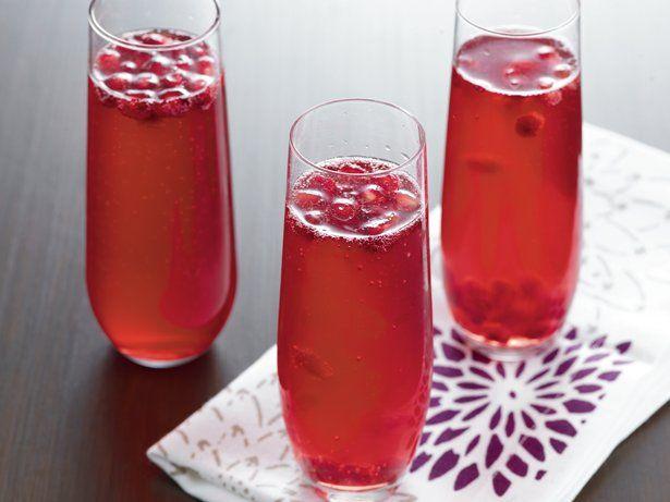 Pomegranate Sparklers | Recipe