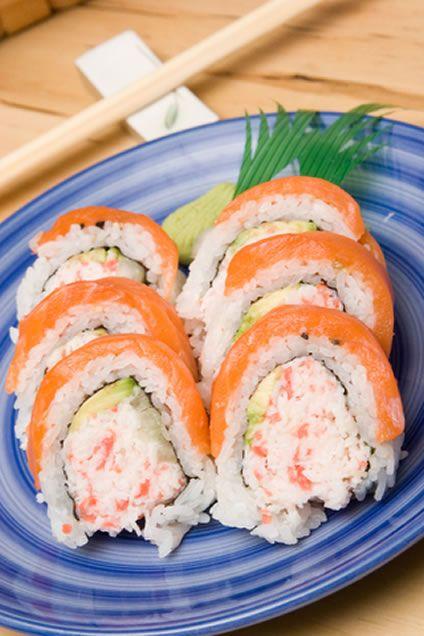 California Rolls - A Super Sushi Recipe