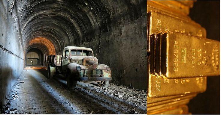 L'oro Nazista potrebbe essere nascosto nel bunker di Mussolini? - WWII - Seconda Guerra Mondiale