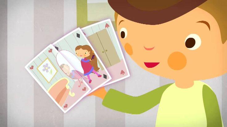 Sárga csikó (gyerekdal, rajzfilm gyerekeknek)