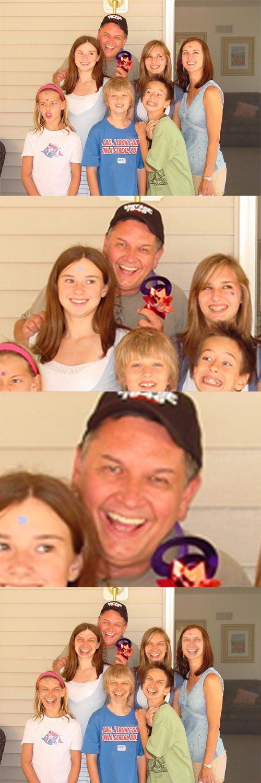 Funny Face Swaps- kinda creepy!