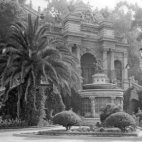Fotos de Santiago de Chile años atras...