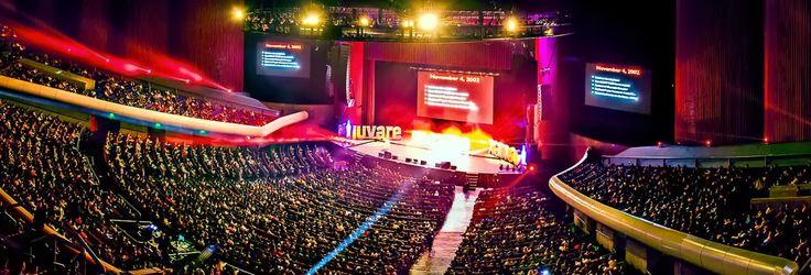 DRAX Produktion en BOLD MÉXICO 2014