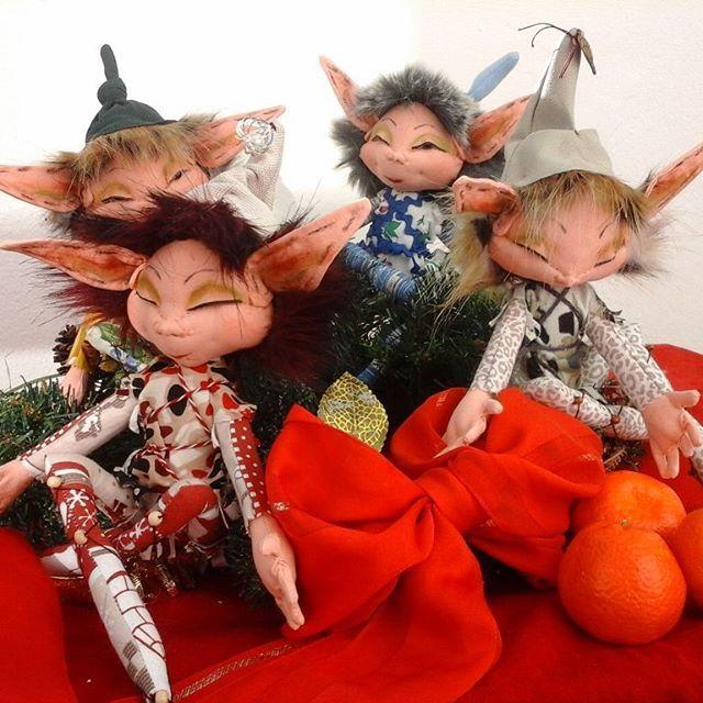 #advent#pixie #artdoll #softdoll #handmade#sweet #handmadedoll #textileart #fantasy #fabricdoll #gift #fabricdoll#bambola di stofa