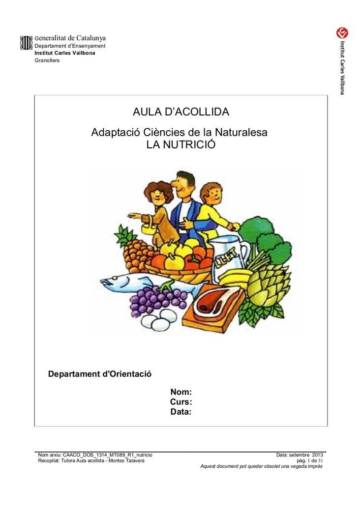 Caaco dos 1314_mt089_r1_nutricio by mtalaverxtec via slideshare