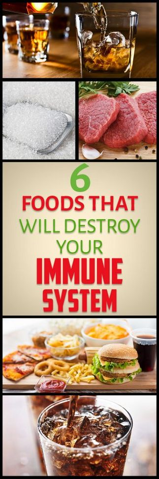The immune system is a very strong network that is made of tissues, cells and other organs that help protect your body. As