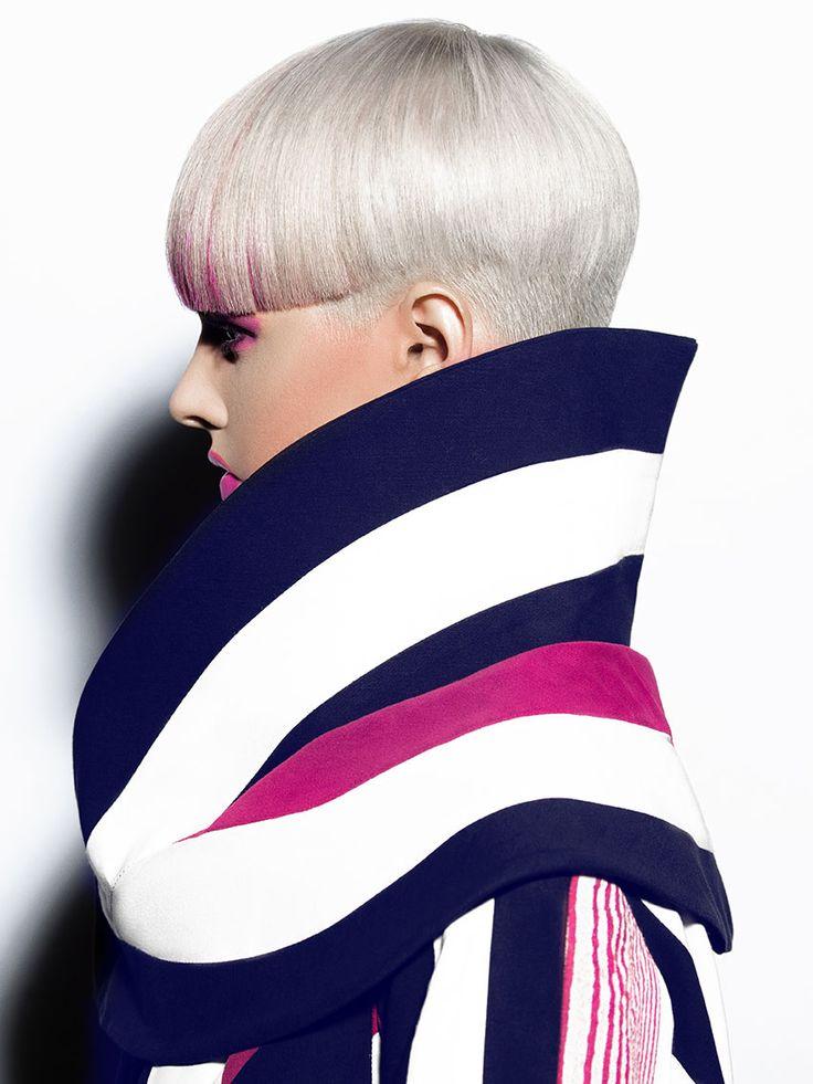 af-santos-01a | Hår | Pinterest | Kort hår, Kort og Hår