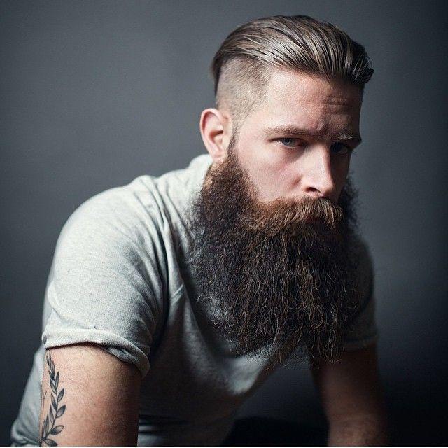 295 best Beards images on Pinterest   Beard styles, Big beard and ...