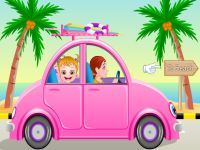 Join Baby Hazel as she leaves for sortie at beach. Play Baby Hazel At Beach game on topbabygames.com at http://www.topbabygames.com/baby-hazel-at-beach.html