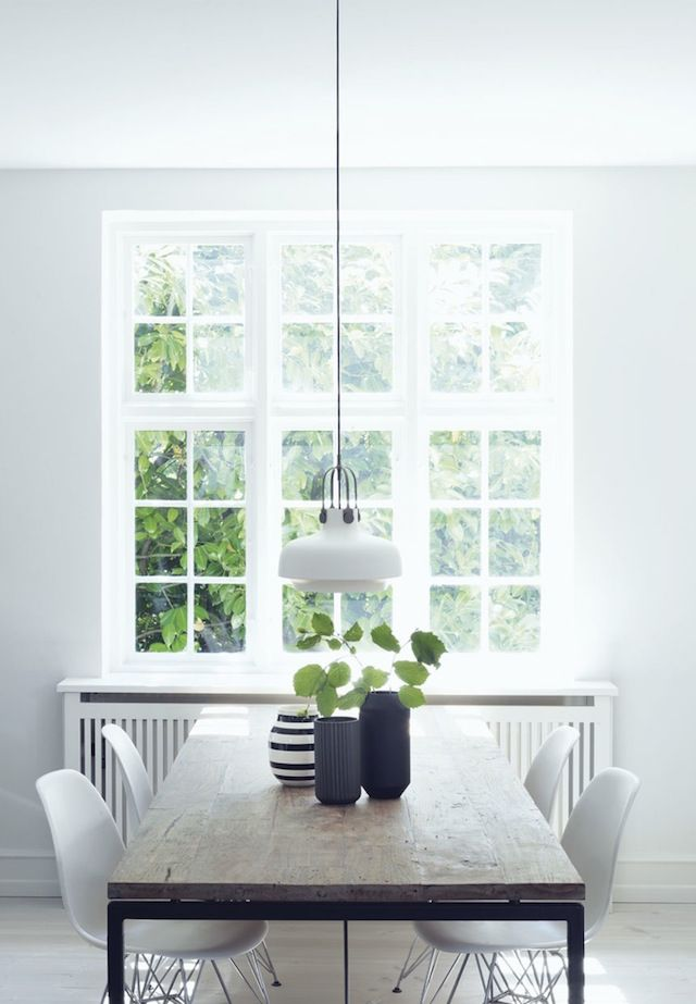 T.D.C | A home in Denmark with beautiful windows