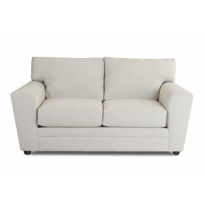 Alcott Hill Edwin Sofa Upholstery: Conversation Truffle