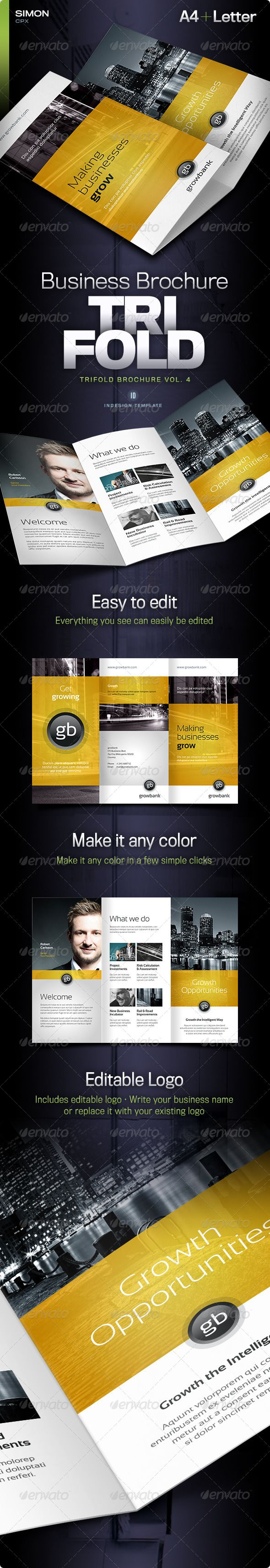 Trifold Brochure Vol. 4 - Corporate Brochures