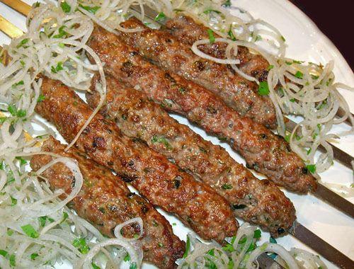 "Люля-кебаб от ""dunduk-culinar"""