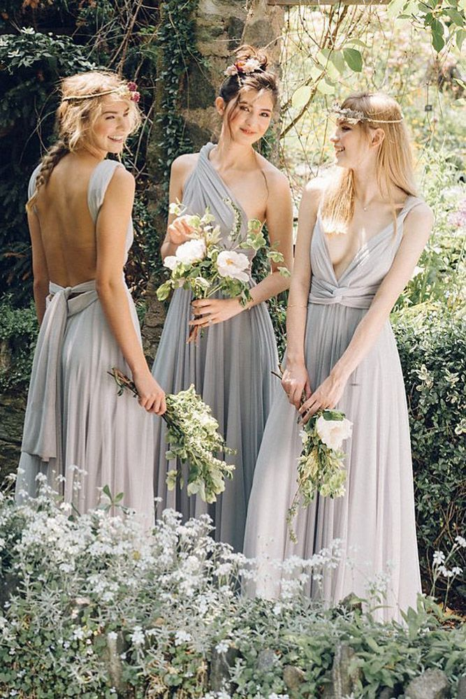 21 Ideas For Rustic Bridesmaid Dresses Pinterest And Wedding
