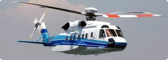 Two Sikorsky S-92 helicopters ordered for Turkish Prime Ministry