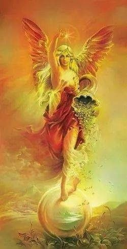 La Señora Abundancia o Señora Fortuna, es un Ser de Luz del Sexto 6º Rayo Oro Rubí de la Provisión Divina que rige el Arcángel URIEL. ...