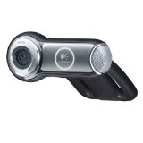 Logitech QuickCam Vision Pro for Mac (Black) (Personal Computers)By Logitech