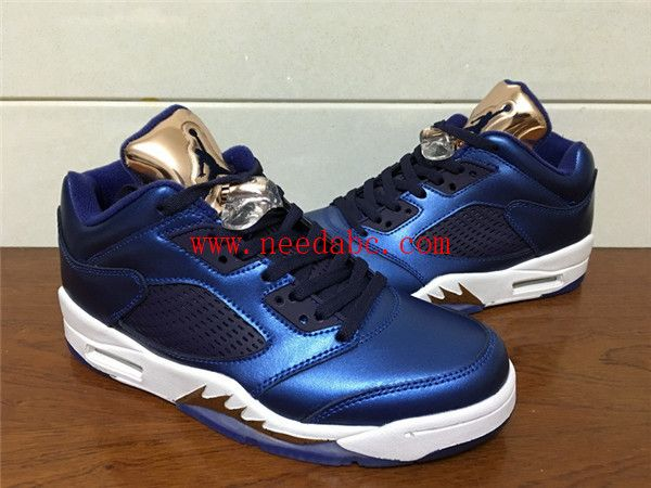 (Men's)Air Jordan 5 Retro Low