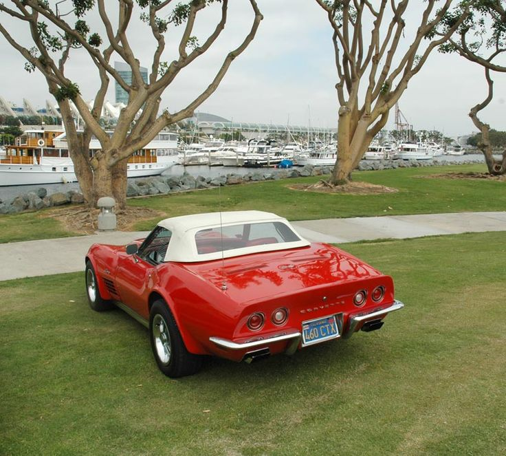 322 Best 68-72 Corvettes (C3) Images On Pinterest
